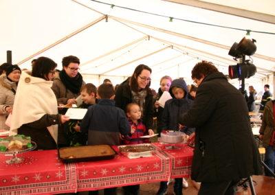Julekagespiseri efter kagekonkurrence