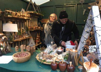 Lotte og Renés træskærerprodukter