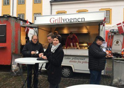 Augustenborg-Bro Frivillige Brandværns pølsevogn