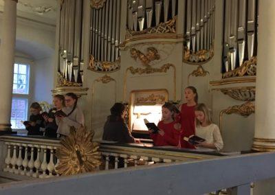 Augustenborg Kirkes kor