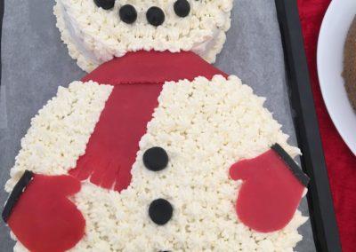 Kagekonkurrence med Julemandskage fra Christina Benkjer Schmidt